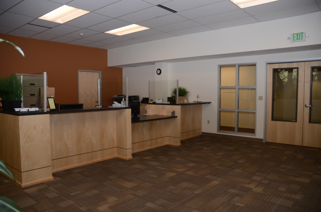 The RIW Front Desk